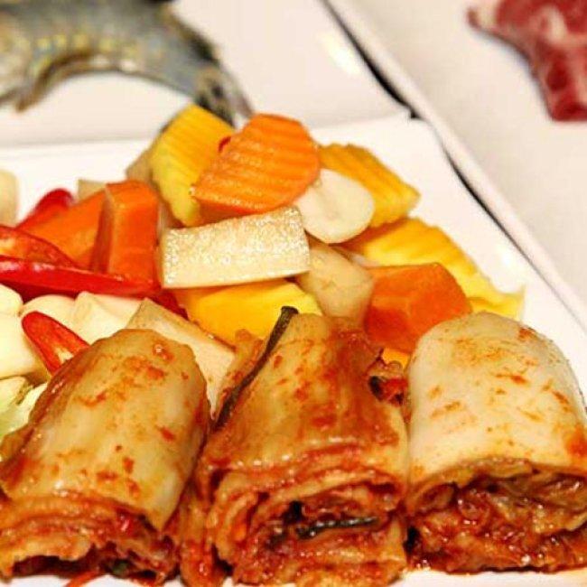 Buffet Trưa Không Giới Hạn Bò Mỹ & Hải Sản Nướng Hơn 40 Món -...