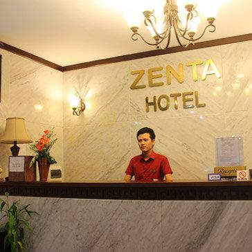 Khách Sạn Zenta 2* Đà Nẵng 2N1Đ Bao Gồm Ăn Sáng – Không Phụ Thu Cuối Tuần, Lễ Tết
