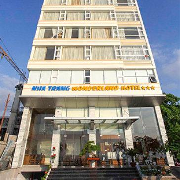Nha Trang Wonderland Hotel 3* 2N1Đ – Gồm Ăn Sáng + 2 Phần Combo Trưa/Tối – Có Hồ Bơi - Không Phụ Thu Cuối Tuần - Áp Dụng Lễ, Tết Ta