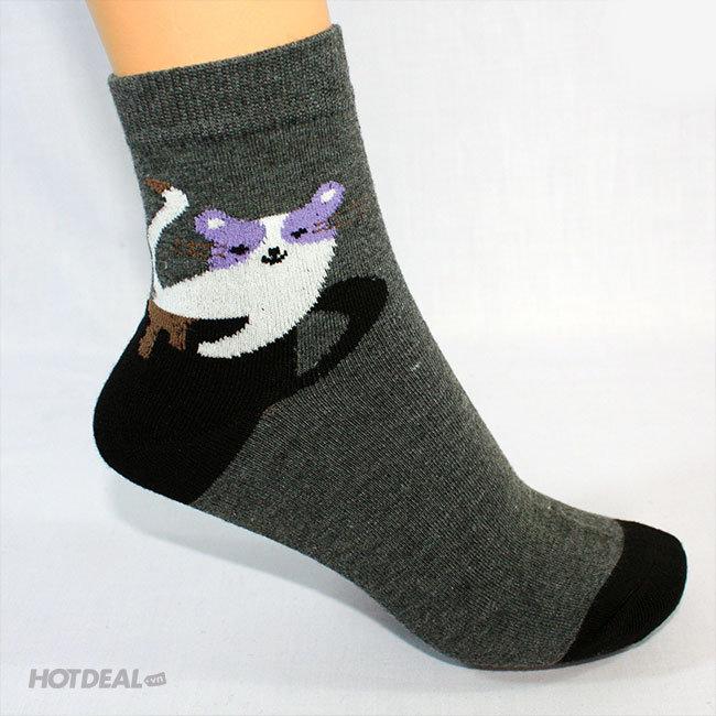 Combo 4 Đôi Với Nữ Hình Mèo Cốc