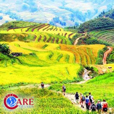 Tour Hà Nội - Sapa 3Đ2N Bằng Tàu Ngồi Mềm Điều Hòa - Cho 01 Người