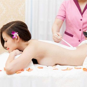 Tắm Trắng Collagen + Hấp Trắng Phi Thuyền Nhiệt Hồng Ngoại (Bao Trắng) 100 Phút (Không Trắng Hoàn Tiền 100%)