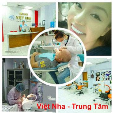 Cạo Vôi, Đánh Bóng/ Trám Răng Tại Nha Khoa Việt Nha Trung Tâm