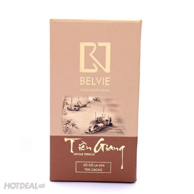 Chocolate Belvie 70% Cacao - 4 Loại