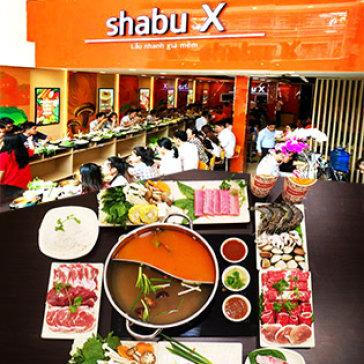 Nhà hàng Shabu X - Combo Lẩu Hải Sản Dành Cho 02 Người Ưu Đãi Giá Sốc - Không Giới Hạn Voucher