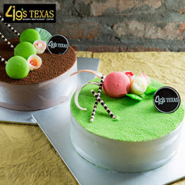 Bánh Kem Tiramisu/Yogurt/Mouse (20cm * 7cm) Tại 4GS Texas Bakery
