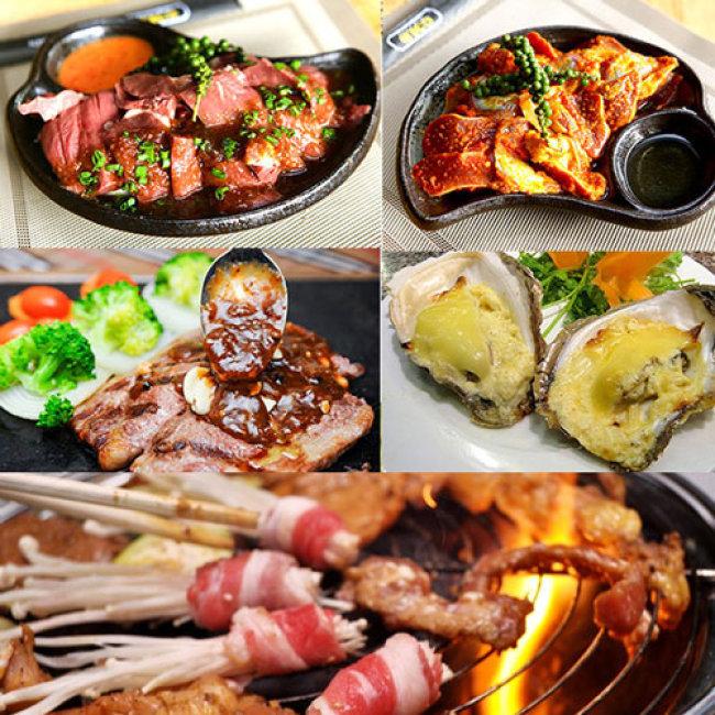 Buffet Trưa/ Tối Gần 80 Món Lẩu + Nướng Hải Sản, Bò Mỹ –...
