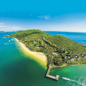 MerPerle Hòn Tằm Resort 5* Nha Trang 3N2Đ – Bao Gồm Ăn Trưa & Tối + Massage + Đưa Đón Sân Bay