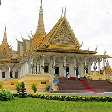Tour Tết Campuchia 4N3Đ: Thủ Đô Phnômpênh - Biển Sihanouk Ville - Cao Nguyên Bokor 4N3Đ - Nghỉ KS 3*, 5*
