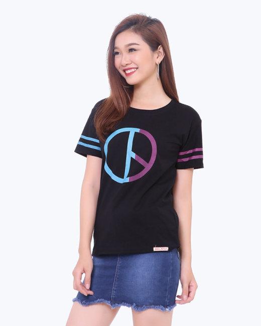 Áo Thun Ngắn Tay In Hình Logo TH Bilano