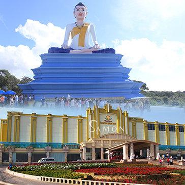 Tour Campuchia 3N2Đ Nghỉ KS 3* & 5* - Cao Nguyên Bokor - Biển Sihanoukville - Đảo Thiên Đường KohRong - PhnomPenh