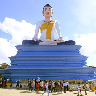Tour Campuchia 4N3Đ - Cao Nguyên Bokor – Biển Sihanoukville - Đảo Koh Rong – Phnompenh - Nghỉ Ks 3*, 5*