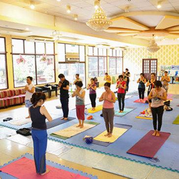 Khóa Học Yoga 12 Buổi Tại Trung Tâm Đào Tạo Yoga