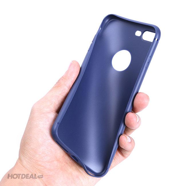 Ốp Lưng IPhone 7, 7 PLus Ou Case Silicon Nhám