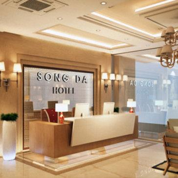 Khách Sạn Sông Đà 3* Đà Nẵng - Bao Gồm Ăn Sáng, 2N1Đ Cho 02 Người