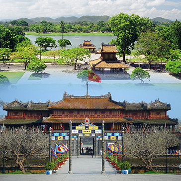 Tour Huế  1 Ngày – Khám Phá Đại Nội – Lăng Khải Định – Chùa Thiên Mụ - Khởi Hành Từ Đà Nẵng