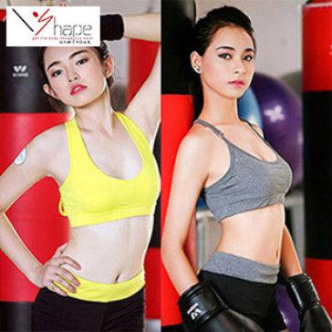 1 Tháng Tập Gym - Yoga - Aerobic Không Giới Hạn Tại Vshape Fitness