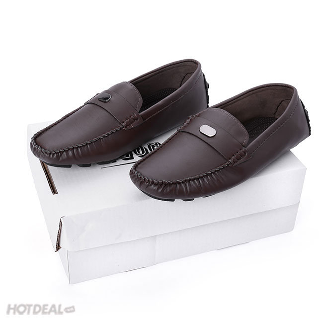 Giày Tây Nam Da Mềm Lịch Lãm