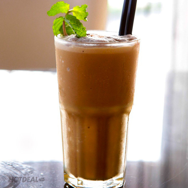 Thưởng Thức Tất Cả Thức Uống & Ngắm Sài Gòn Cực Đẹp Từ...
