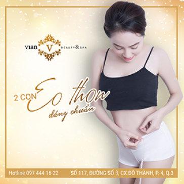 Eo Thon, Dáng Chuẩn Bằng Công Nghệ Cavitation – Cam Kết Hiệu...