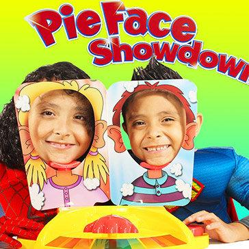 Trò Chơi Pie Face Showdown - Ai Nhanh Tay Hơn Nào