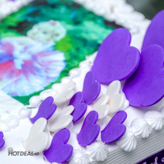 Bánh Kem In Hình - Món Quà Ý Nghĩa Tại Woa! Cake Bakery