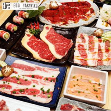 Buffet Trưa Lẩu Nhật Hàn, Hải Sản & Bò Mỹ Nướng, Free Buffet...
