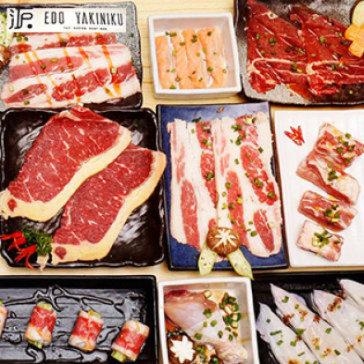 Buffet Tối Lẩu Nhật Hàn, Hải Sản & Bò Mỹ Nướng, Free Buffet...