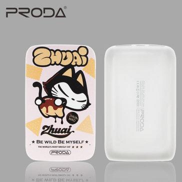 Pin Sạc Dự Phòng Remax Proda Color 10.000mAh (Họa Tiết Mèo Dễ Thương)