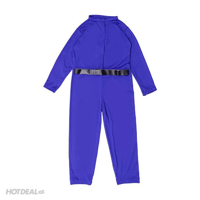 Bộ Đồ Cosplay Superman Cho Bé