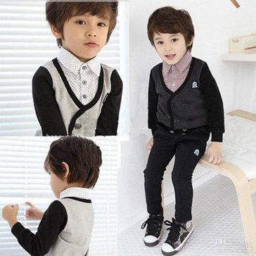 Áo Khoác Body Kid Cho Bé Trai