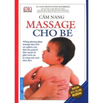 Cẩm Nang Massage Cho Bé (Tái Bản 2015)