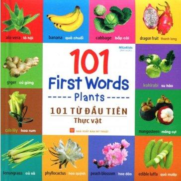 101 Từ Đầu Tiên - Thực Vật
