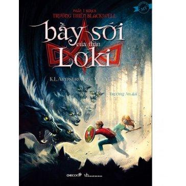 Bầy Sói Của Thần Loki (Phần 1 Series Trường Thiên Blackwell)