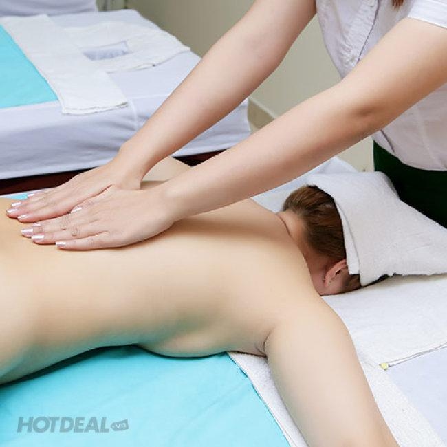 Dịch Vụ Massage Thái Cổ Truyền Tại Sam Spa