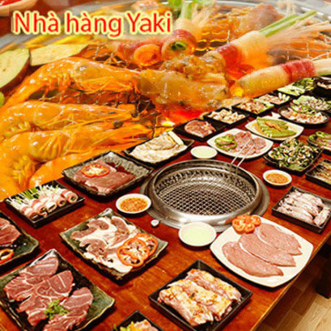 Buffet Tối BBQ Bò Mỹ/ Úc Nướng Không Khói – Hải Sản – Lẩu...