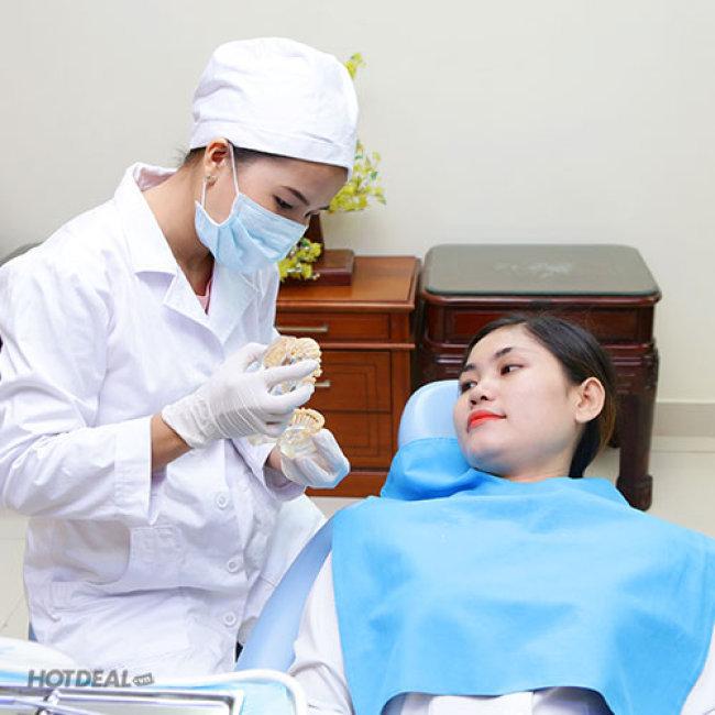 Nha Khoa Âu Cơ Plus - Dịch Vụ Răng Sứ Titan - Bảo Hành 07 Năm -...