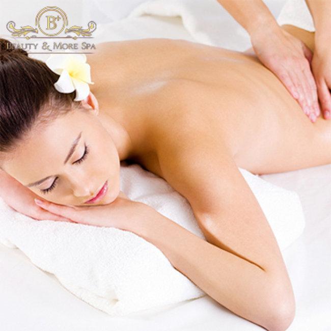 Massage Body Thư Giãn Bằng Thảo Dược Thiên Nhiên Tại Beauty & More...