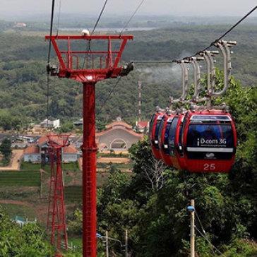 Tour Bình Phước 1 Ngày Tham Quan Núi Bà Rá - Thác Mơ - KDL Mỹ Lệ - Khởi Hành Hàng Tuần