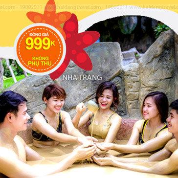 Chùm Tour Đồng Giá - Tour Nha Trang 2N3Đ – Hòn Con Sẻ Tre - Vinpearland