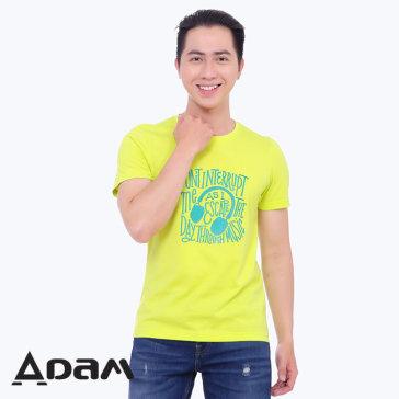 Áo Thun Nam Cổ Tròn - TH Adam