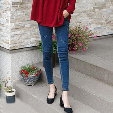 Quần Jeans Nữ Dạo Phố Fashion HD 415