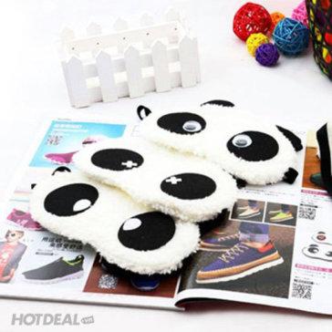 Combo 2 Miếng Che Mắt Ngủ Eye Mask Hình Gấu Panda