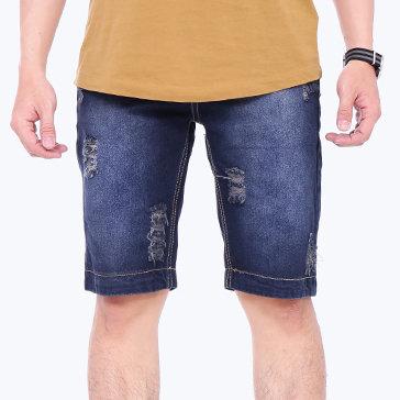 Quần Short Jeans Nam Dạo Phố Thời Trang HD