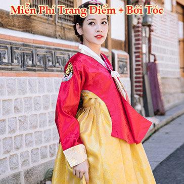 Trọn Gói Chụp Ảnh Nghệ Thuật Trang Phục Truyền Thống Các Nước - Miễn Phí Trang Điểm + Bới Tóc Tại Studio Trung Hoa