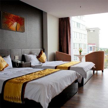 Tour Đà Nẵng Free & Easy 4N3Đ Suối Khoáng Nóng Núi Thần Tài - Bán Đảo Sơn Trà - Hội An - Ngũ Hành Sơn - Gold Hotel I Đà Nẵng - Cho 01 Người