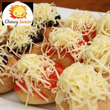 Chewy Junior - Bánh Su Kem Nổi Tiếng Từ Singapore Áp Dụng Tất Cả Chi Nhánh Toàn Quốc