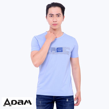 Áo Thun Nam Cổ Tim - TH Adam