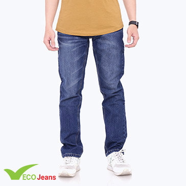 Quần Jean Dài Nam-JNAD-031M1