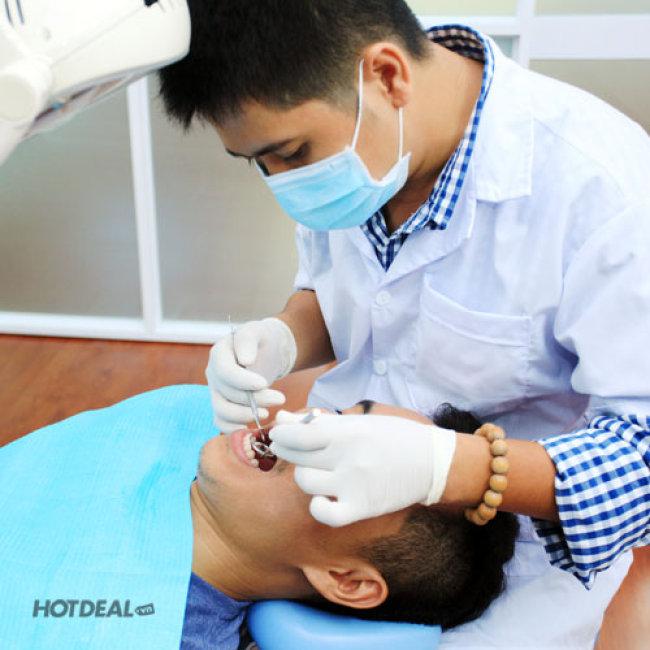 Răng Toàn Sứ Cercon Zirconia 100% Của Đức - Bảo Hành 15 Năm Tại...
